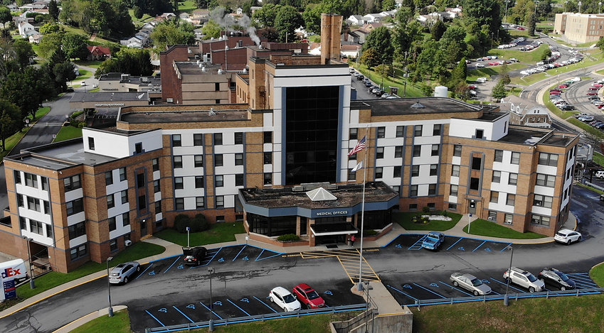 Fairmon Regional Medical Center