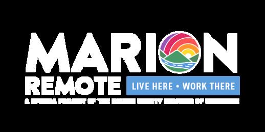 Marion Remote Logo/Link