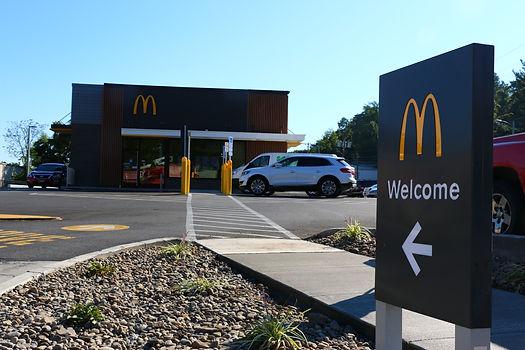 East Side McDonalds Fairmont