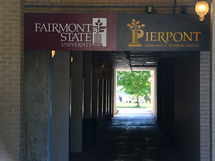 Fairmont State and Pierpont