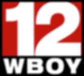 Channel 12 WBOY Logo