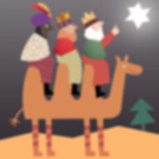 Assumpta Codina_13_the three kings