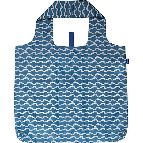 Surf Blue Blu Bag Reusable Shopping Tote
