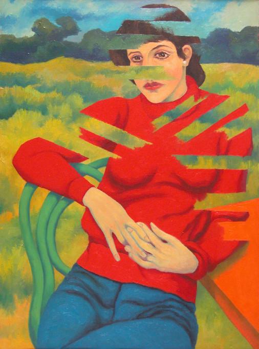 Título: Retrato de Elba Soto