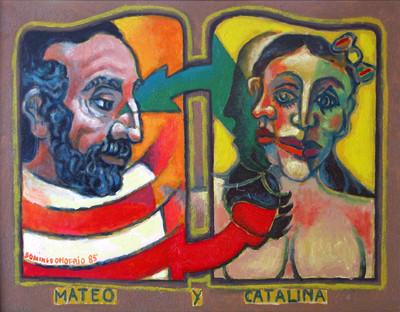 Título: Mateo y Catalina