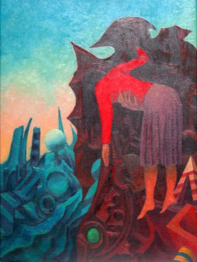 Título: Homenaje a Max Ernst