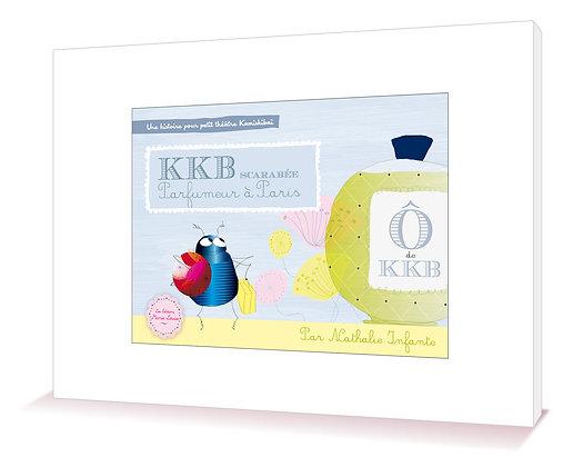 KKB scarabée parfumeur à Paris - KAMITAPIS®