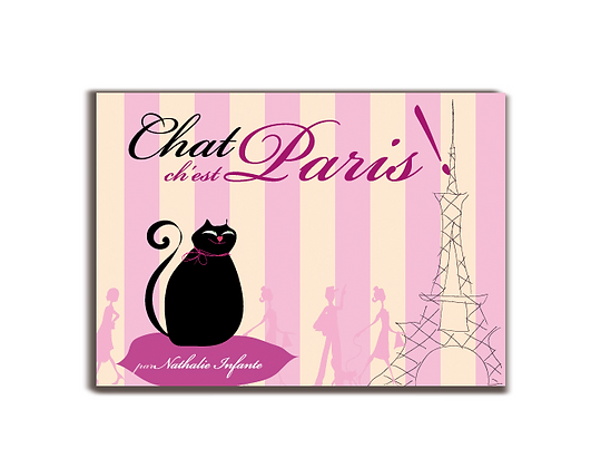 Chat chez Paris