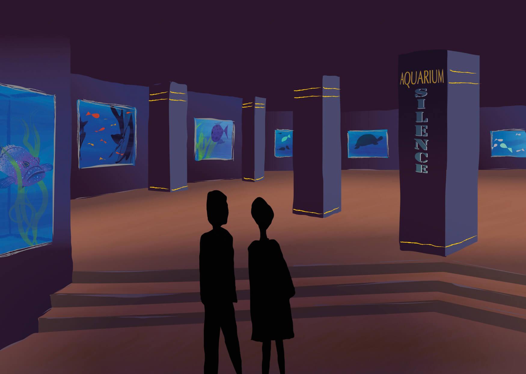 PARIS-acquarium