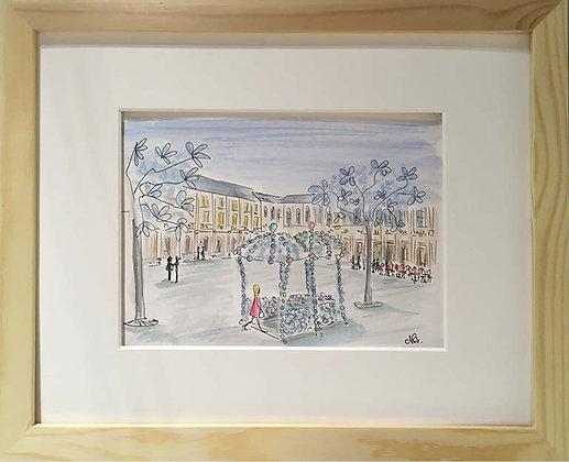 Place Colette, Palais-Royal