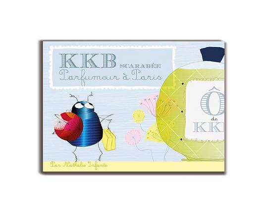 KKB scarabée parfumeur à Paris