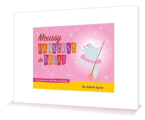 Moussy danseuse de balai - Kamitapis®