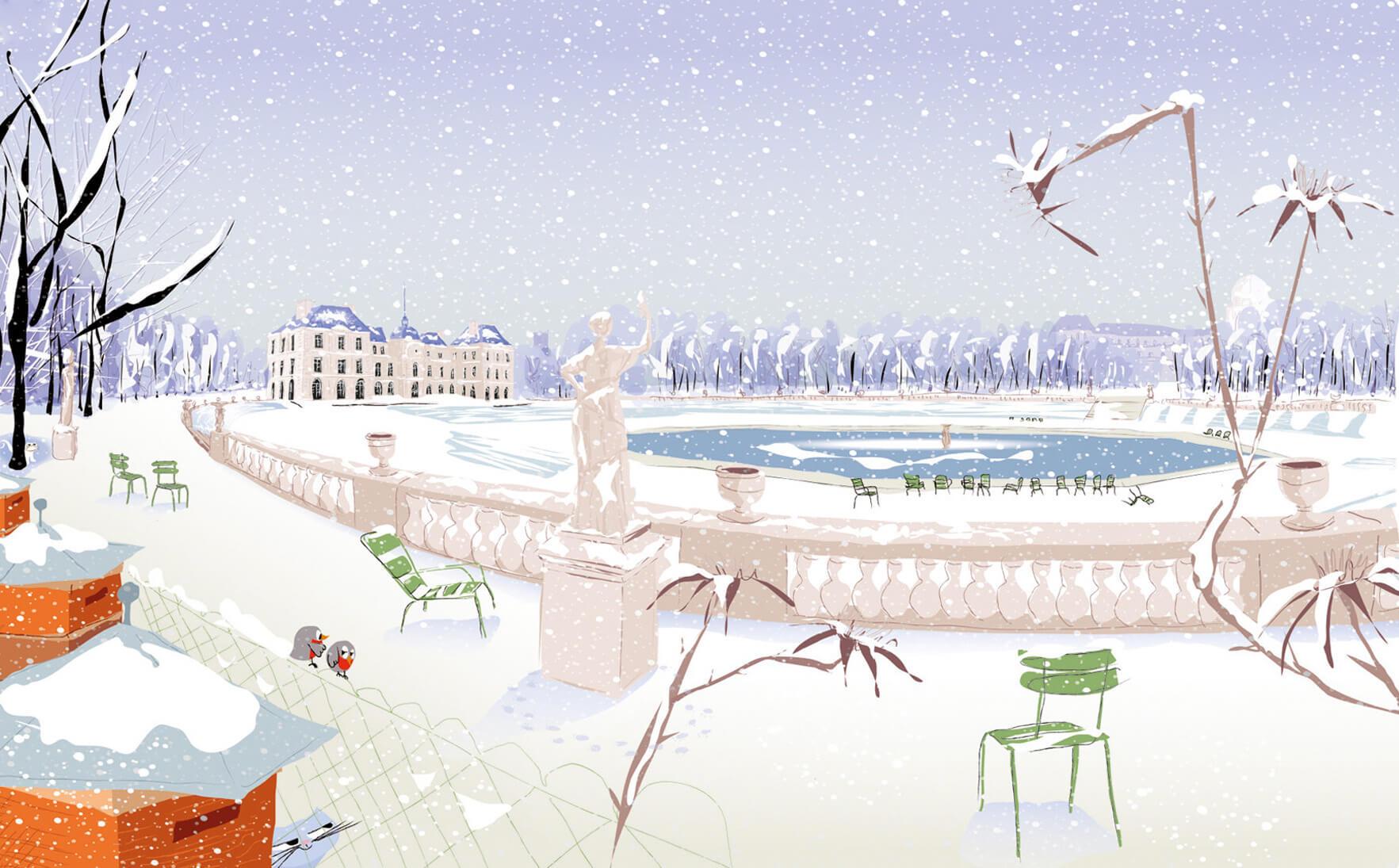 PARIS-Luxembourg hiver