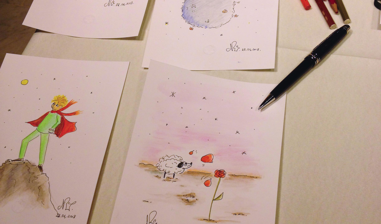 Variations autour du Petit Prince