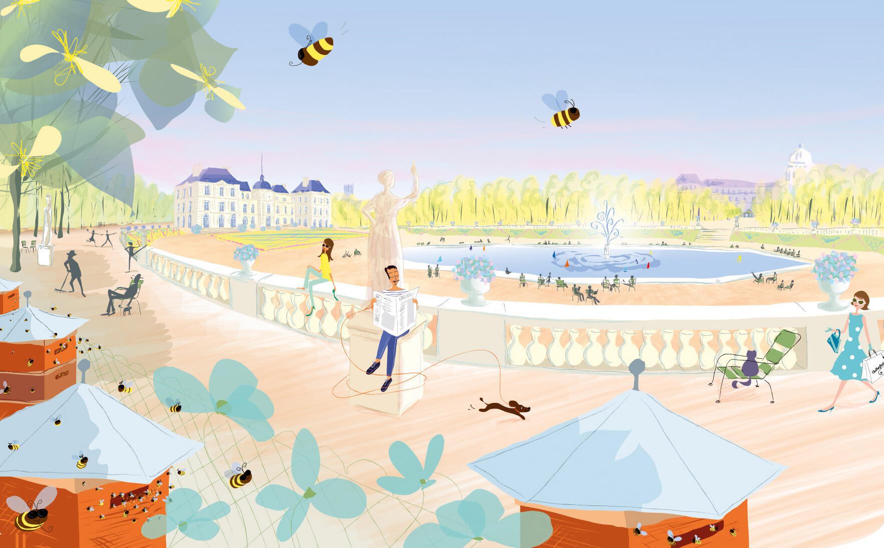PARIS-Luxembourg printemps