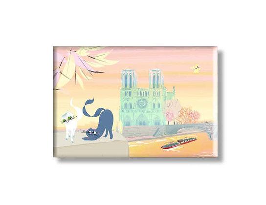 """Magnet """"Notre Dame de Paris"""""""