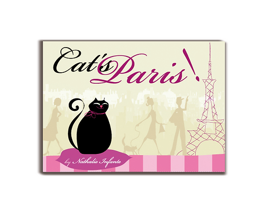 Cat's Paris