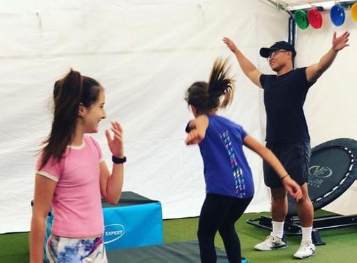 Meet the New Sports Fitness Coach at NexGen Athletic Performance - Newport Beach, CA