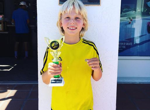 NexGen Athlete Austen Becomes Super Athlete Who Wins Tournaments