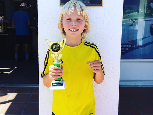 NexGen Athlete Austen Becomes Super Athlete Who Wins Tournaments