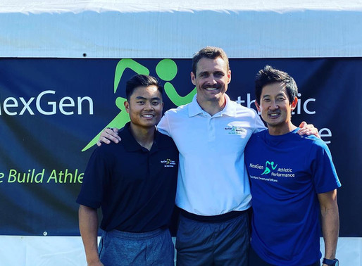 Get TOP Sports Fitness Training from NexGen Athletic Performance Coaches