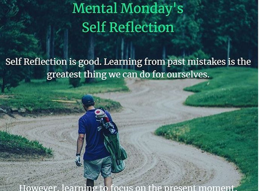 The Power of Self-Reflection in Sports and Life in General