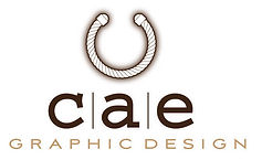 CAE Graphic Design Logo
