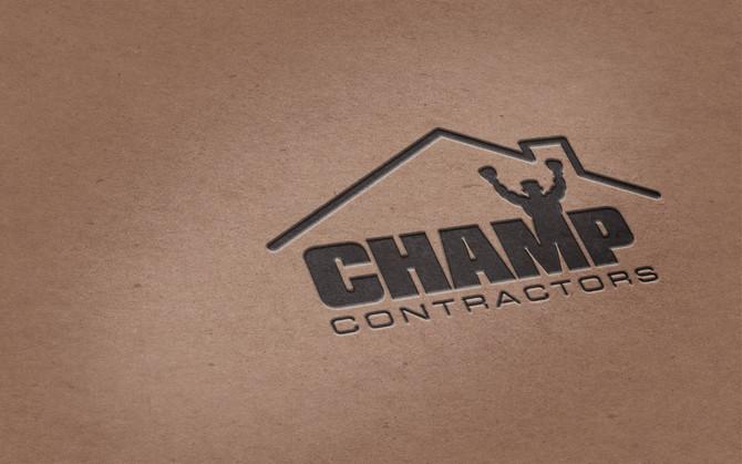 Champ Contractors Branding