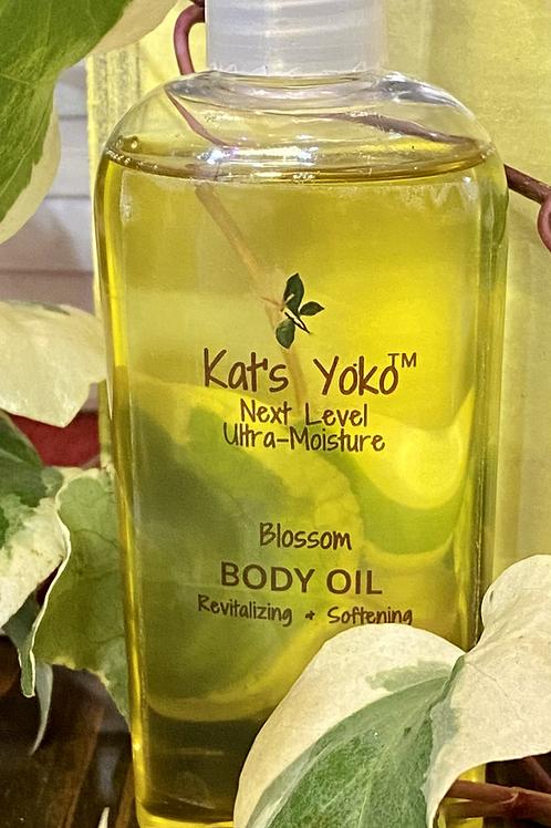 Blossom - Body Oil, 4 oz