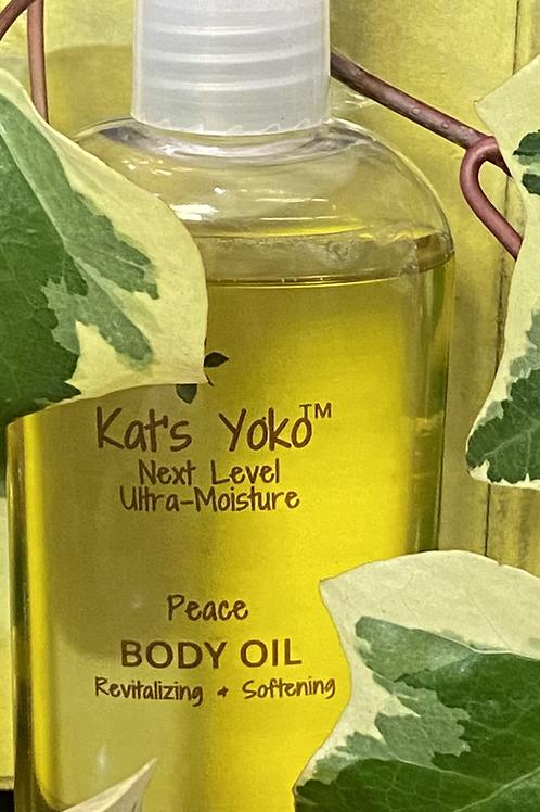 Peace - Body Oil, 4 oz