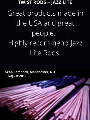 Twist Rods - Jazz Lite
