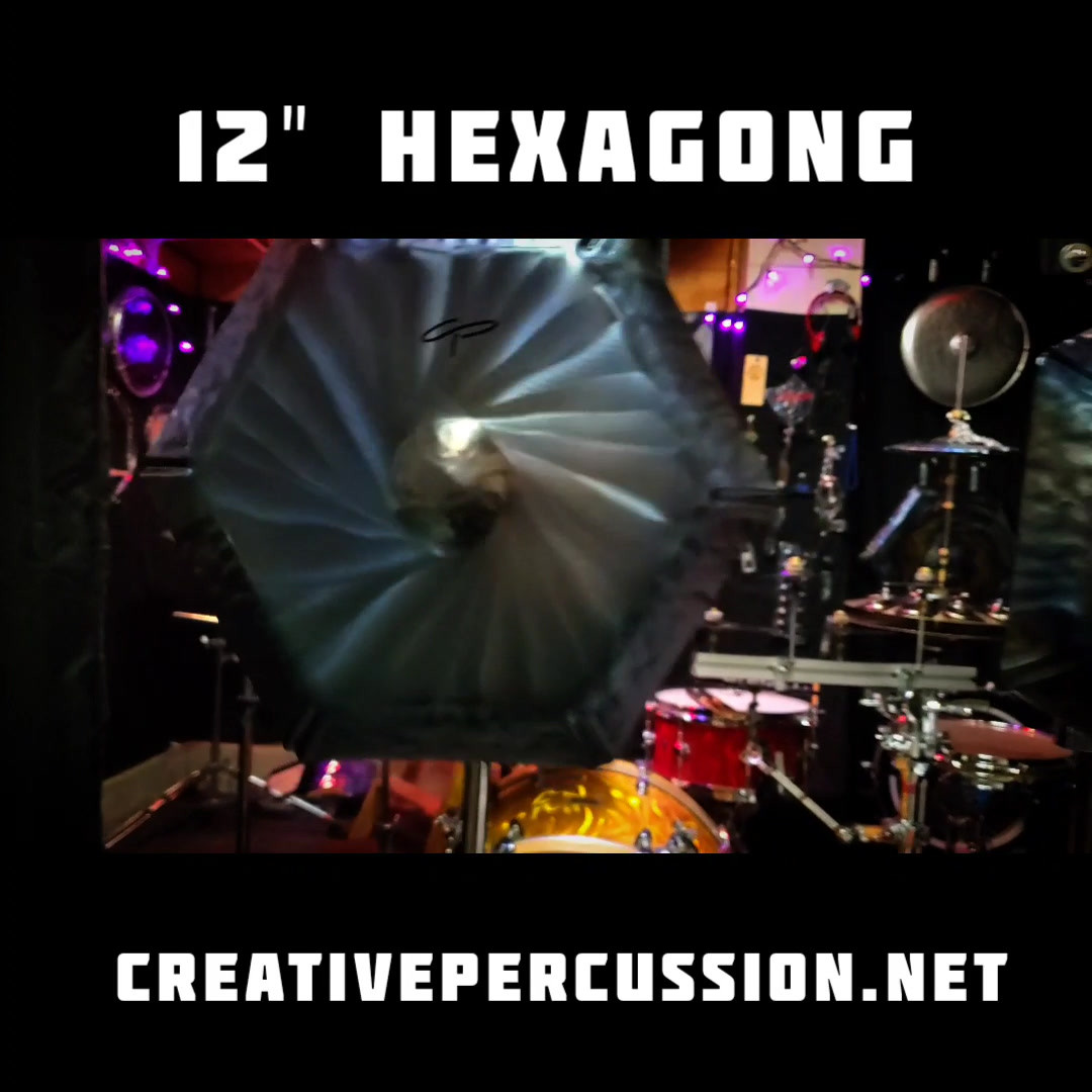 """12"""" Gong Comparison"""
