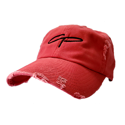 CP Distressed Red Hat