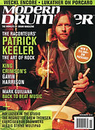 Modern Drummer Review of Creative Percussion