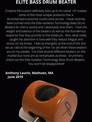 Elite Bass Drum Beater