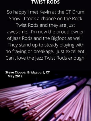Twist Rods