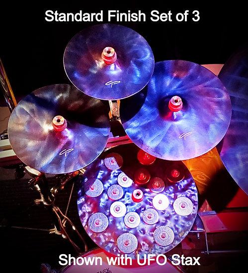 FX Splash Bell Set of 3