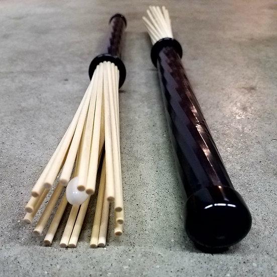 Twisted Hybrid Twist Rods