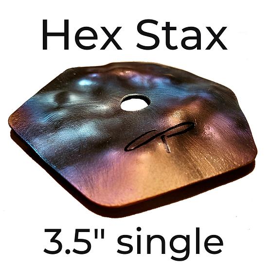 "3.5"" Hex Stax Single"