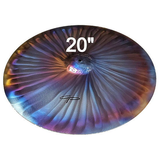 "20"" FX Ride Cymbal"