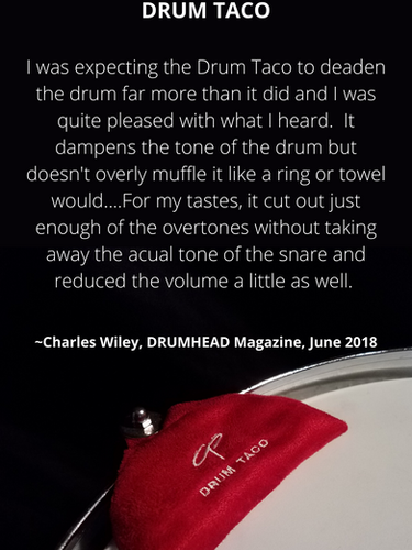 Drum Taco