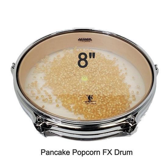 """8"""" Pancake Popcorn FX Drum"""