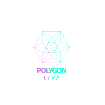POLYGON LIVE LOGO v1.3 MAR19 COOL NEON_2