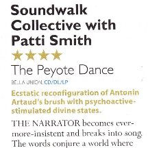 Soundwalk Collective with Patti Smith, T