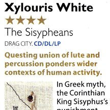 Xylouris White_The Sisypheans_MOJO313_De