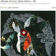 Alina Orlova, 88, The Arts Desk, 21 Dece