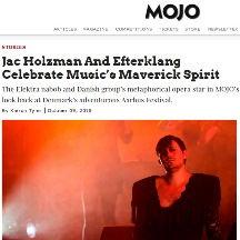 Aarhus Festival 2015, MOJO, 9 October 20