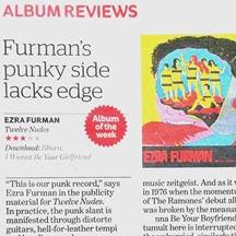 Ezra Furman_Twelve Nudes_i_ 30 August 20