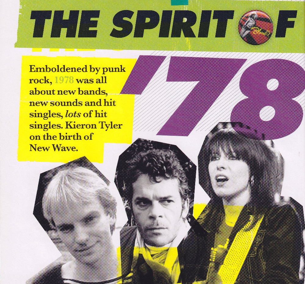 1978 (the year) retropsective, with singles listing, MOJO