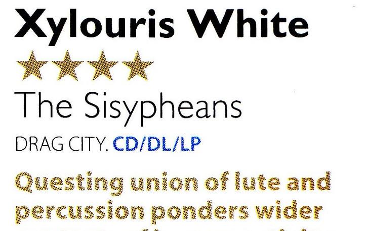 Xylouris White,The Sisypheans review, MOJO